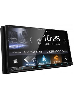 Kenwood eXcelon Bluetooth Multimedia Navigation Receiver - DNX-694S