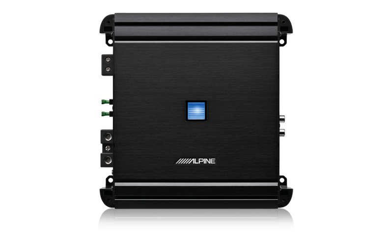 Alpine MRV-M500 Mono V-Power Digital Car Amplifier