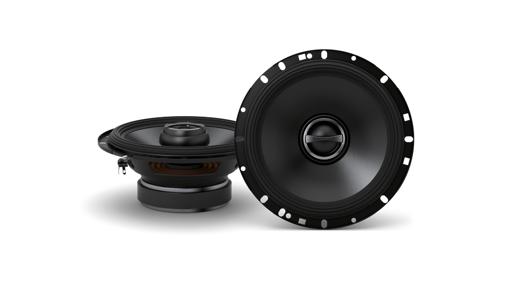 Alpine S-S65 S-Series 6-1/2 2-way car speakers