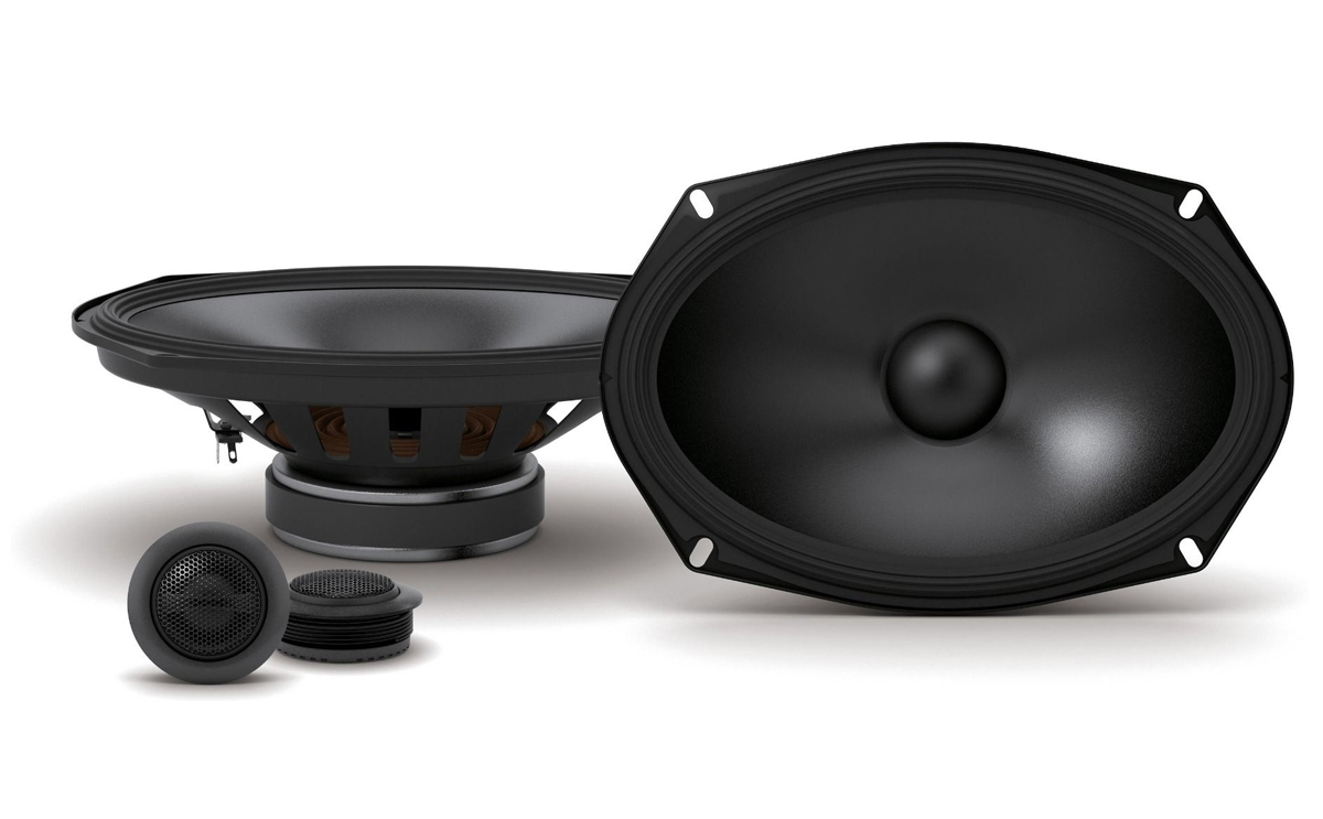 Alpine S-S69C S-Series Speakers 2018