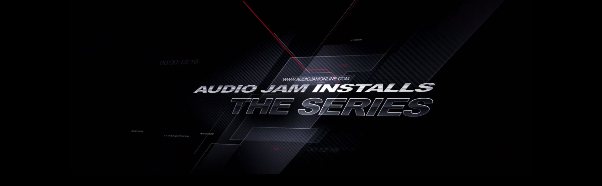 Audio Jam Installs - The Series