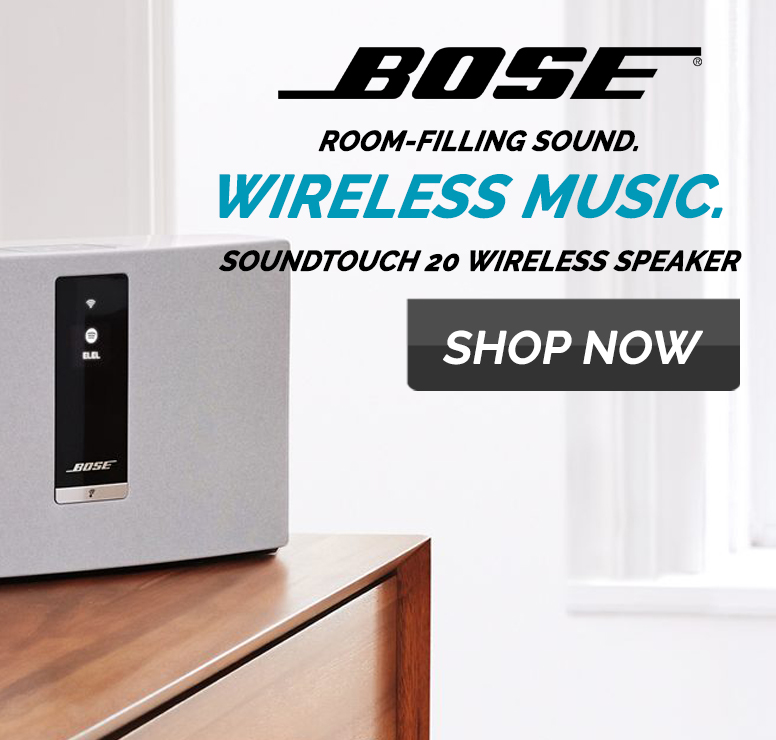 Bose Soundtouch 20 Wireless Speaker System