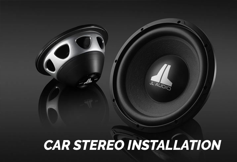 Car Stereo Installation Service