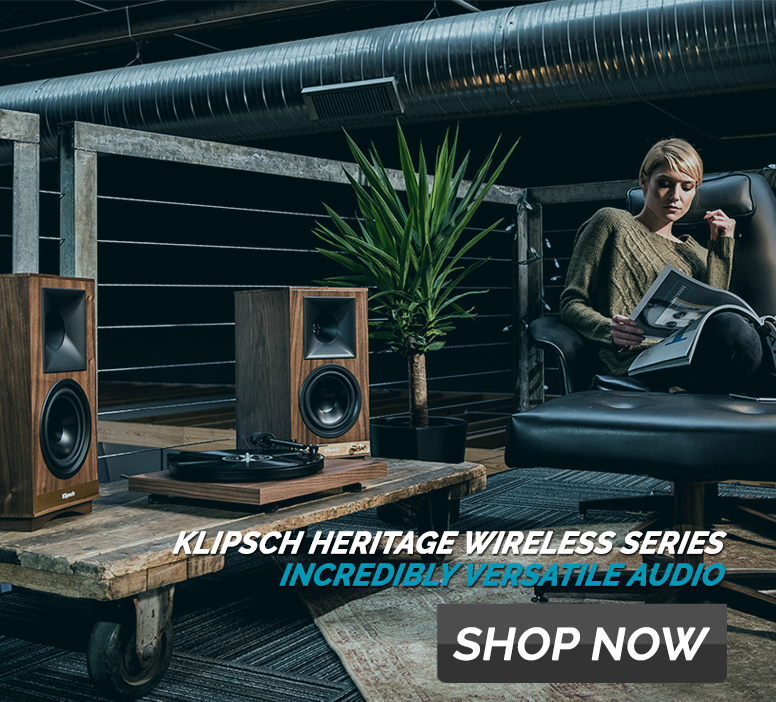 Klipsch Heritage Wireless Speaker Series