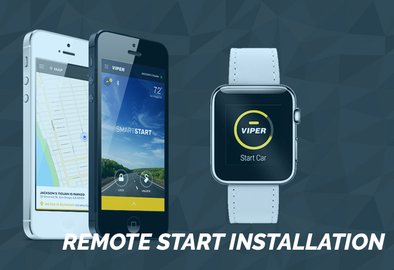 Remote Start Installation Service
