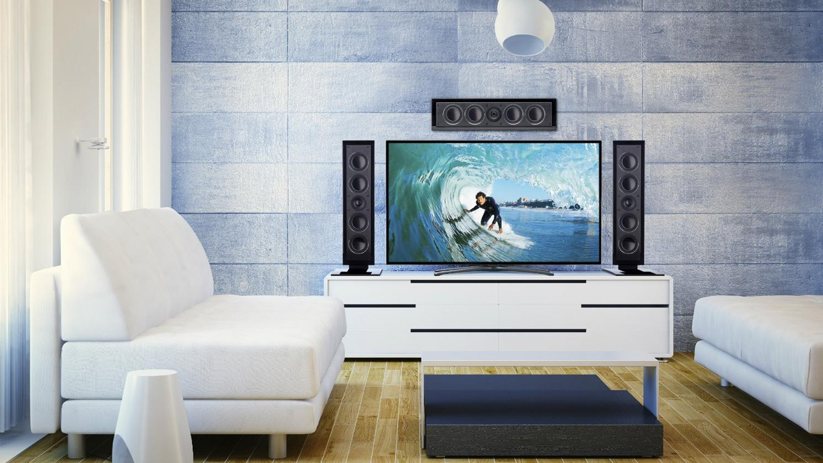 High-End Home Theater Installation in Delaware • FREE 2-Day Shipping ...