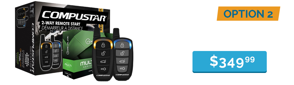 Compustar Two Way Remote Start System Installation