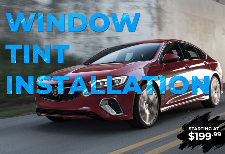 Delaware Window Tint Installation Service